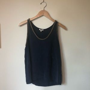 Joie tank top with detailing